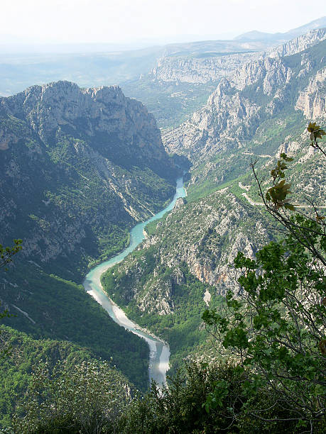 The gorge of Verdon - South-East of France The gorge of Verdon - South-East of France var stock pictures, royalty-free photos & images