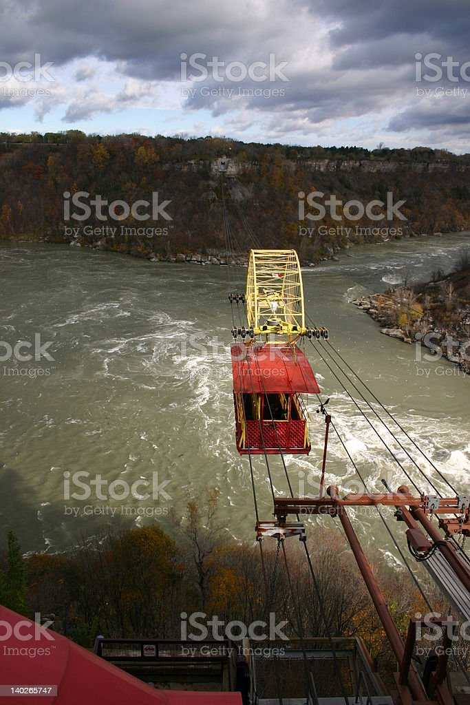 The Gorge royalty-free stock photo