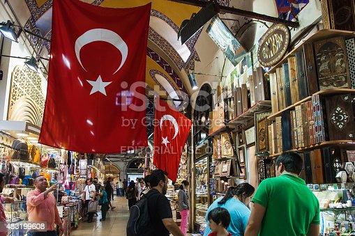 istock The Grand Bazaar in Istanbul 483199608