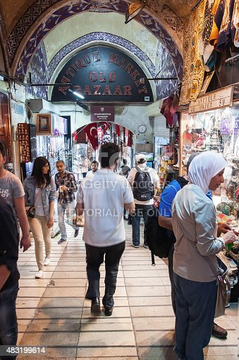 istock The Grand Bazaar in Istanbul 483199614