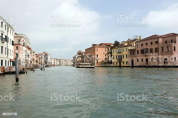 Foto de O Grande Canal Veneza Itália e mais fotos de stock de Apartamento