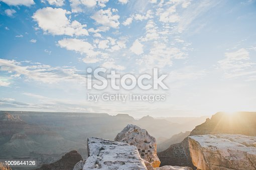 istock The Grand Canyon at Sunrise 1009644126