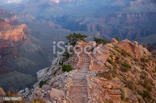 istock The Grand Canyon at Sunrise 1304763472