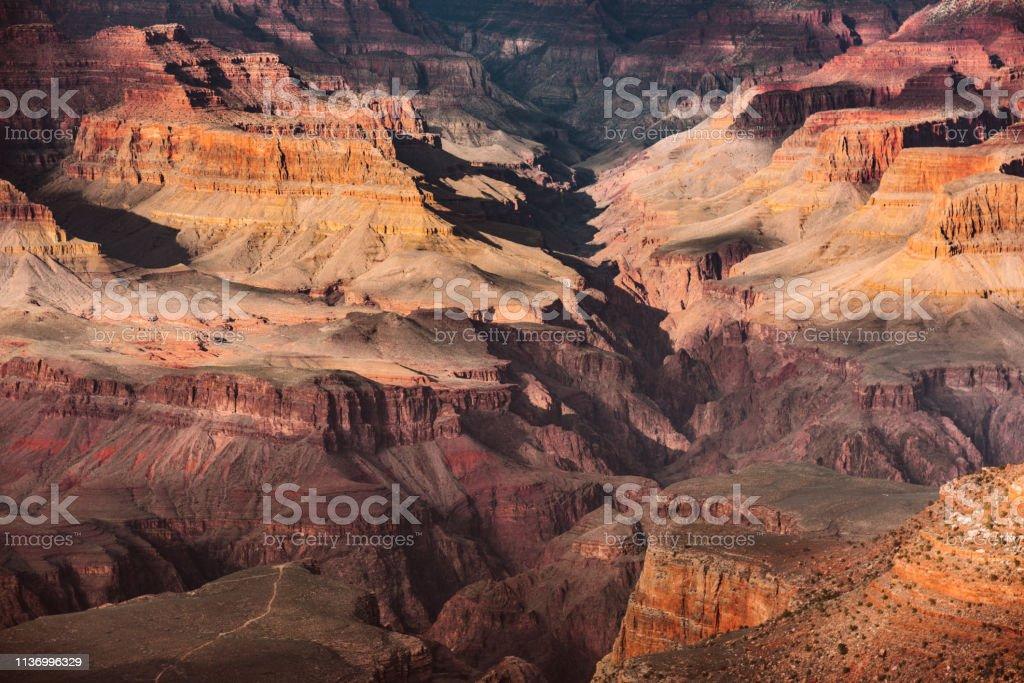 Der große Canyon-Nationalpark – Foto