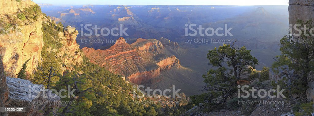 The Grand Canyon stock photo