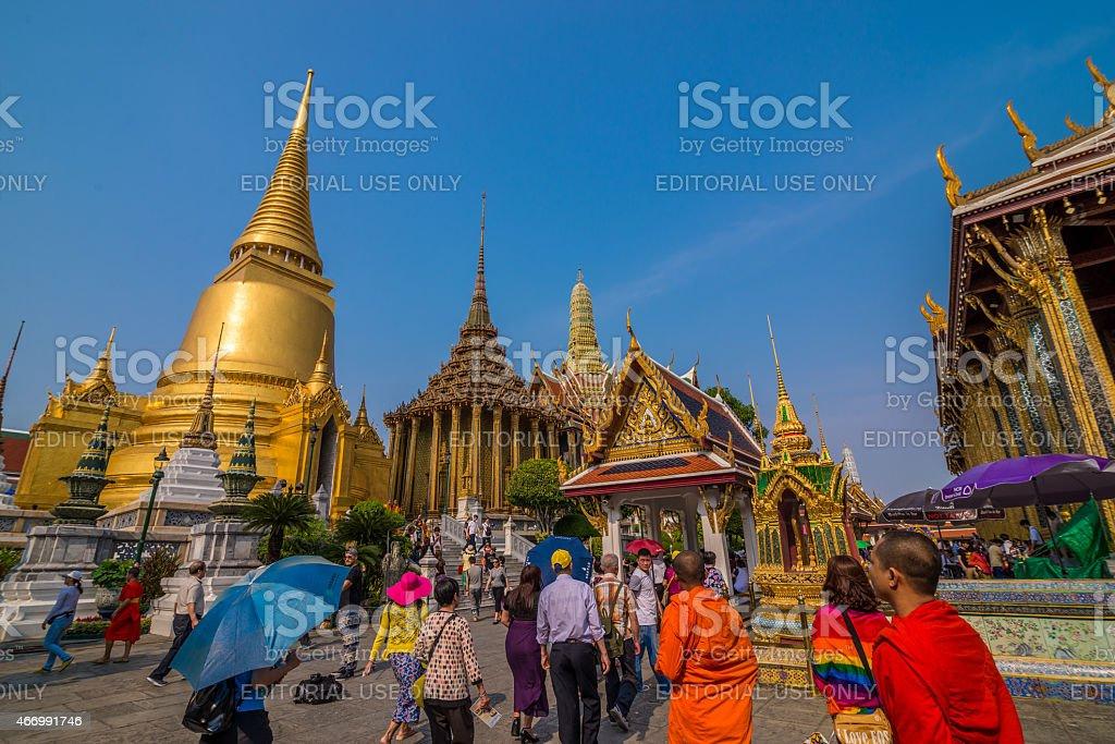The Grand Palace stock photo