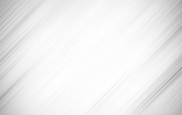the gray and silver are light black with white the gradient is the surface with templates metal texture soft lines tech gradient abstract diagonal background silver black sleek  with gray and white. - pattern e sfondi foto e immagini stock