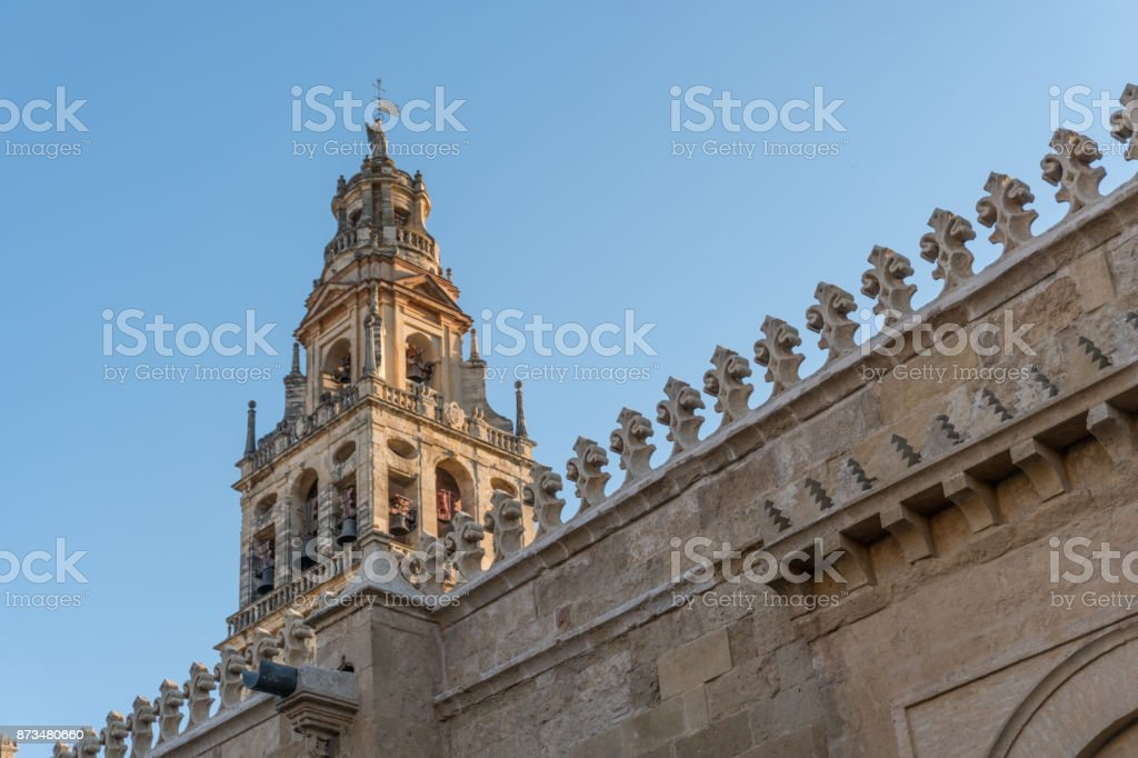 the great mosque cathedral of cordoba stock photo more pictures of