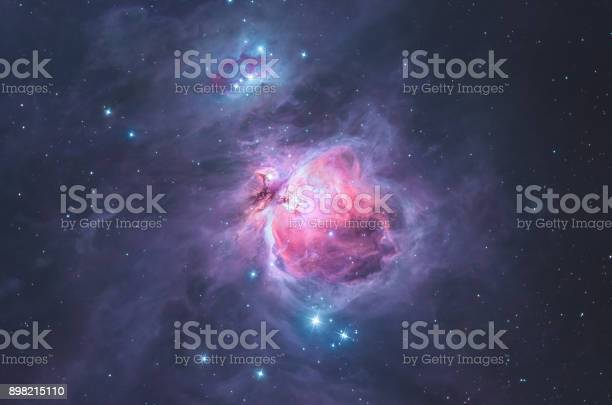 Photo of The Great Orion nebula in the constellation Orion / the hunter