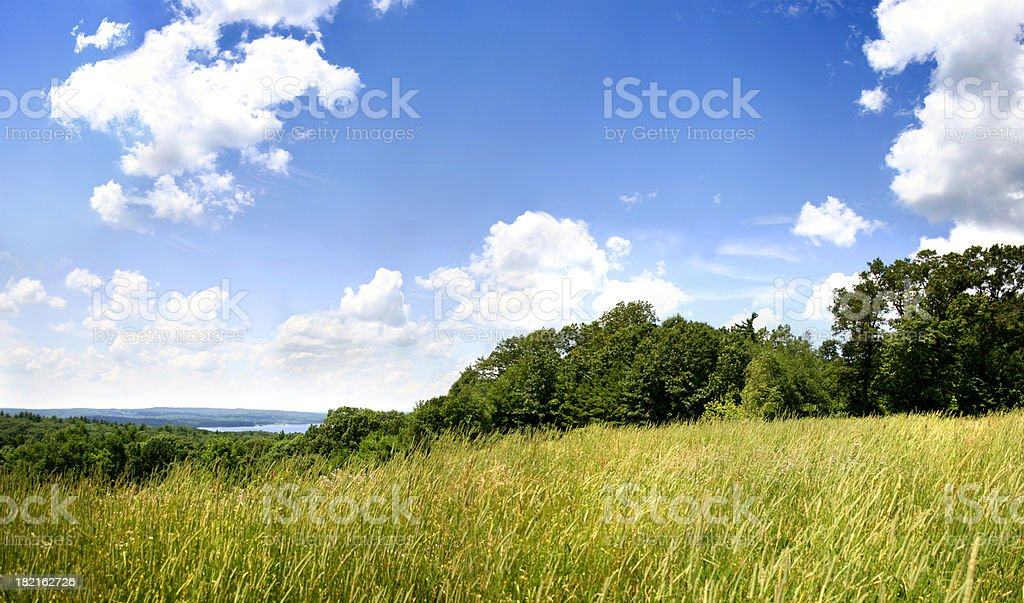 The Great Outdoors stock photo
