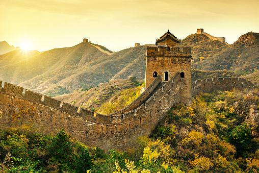 istock The Great Wall of China 502963868