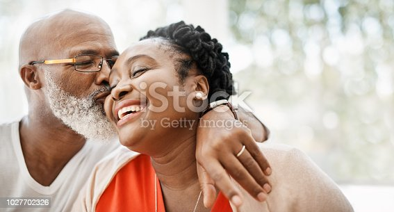 istock The greatest gift I ever got was you 1027702326