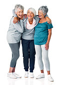 istock The greatest wealth is friendship and good health 590612164