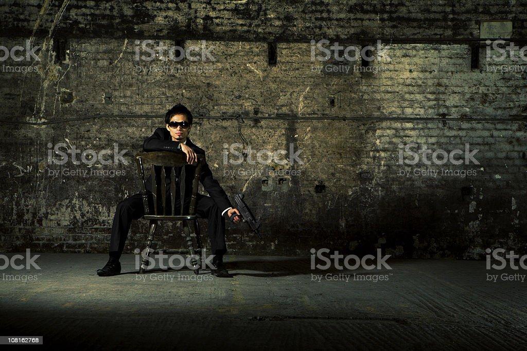 the guard stock photo
