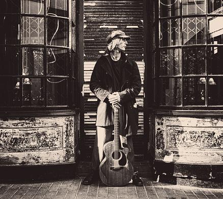 Jazz, Folk music, vintage, guitar, Blues music, 1968