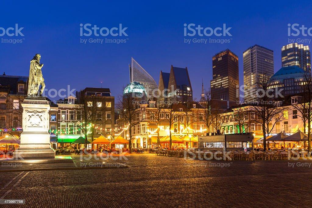 The Hague Netherlands stock photo