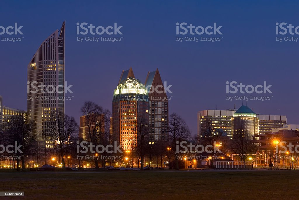 the Hague royalty-free stock photo