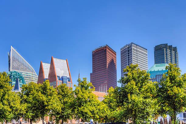 skyline von Den Haag – Foto