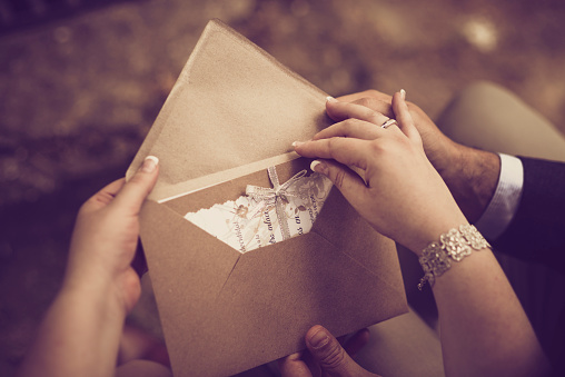 wedding invitations london