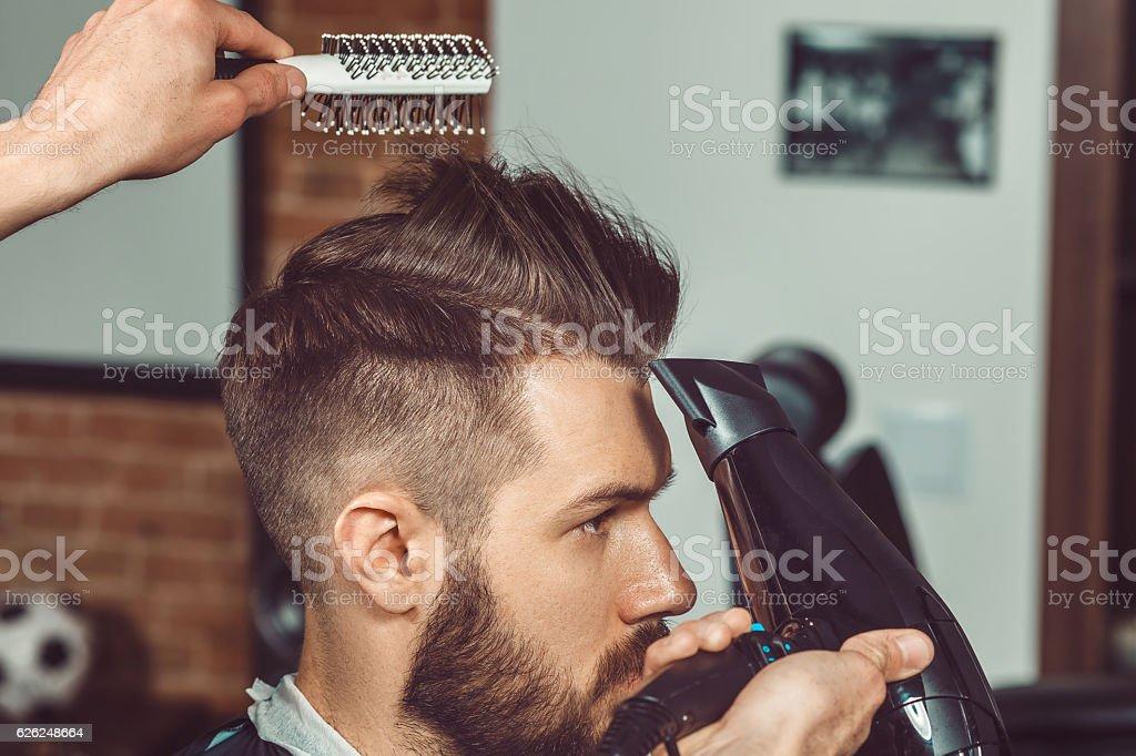 Cortes de cabello hombres barber