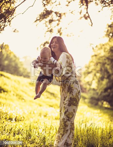 525959168 istock photo The happiness of the child is the most important. 1062058134