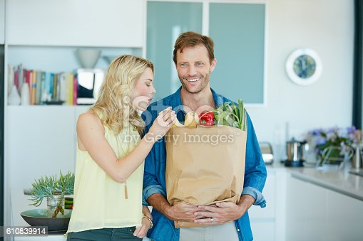 istock The healthy couple is a happy couple 610839914