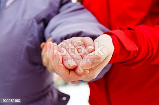 istock The helping hands 902262190
