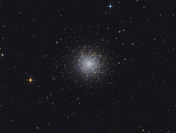 Die Hercules Kugelsternhaufen (Messier 13) – Foto