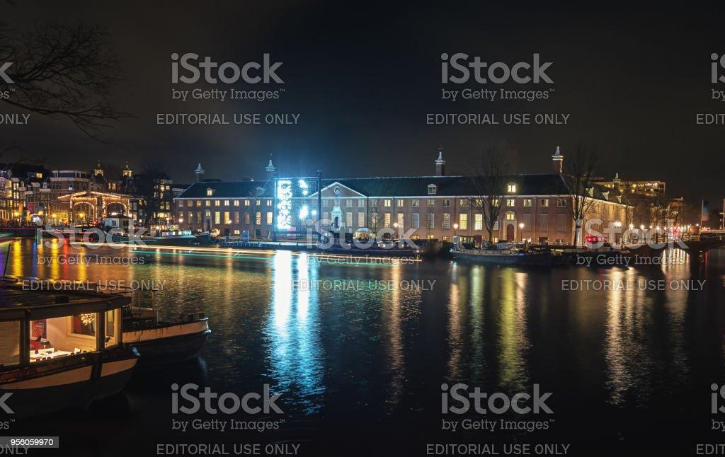 Le Musée de l'Ermitage à Amsterdam - Photo