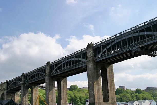 The High Level Bridge stock photo