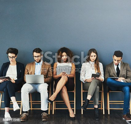 858111468 istock photo The hiring process has begun 858111546