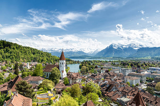 Best Lake Thun Stock Photos, Pictures & Royalty-Free Images