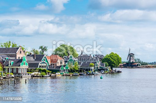 Europe, Netherlands, Agricultural Field, Agriculture