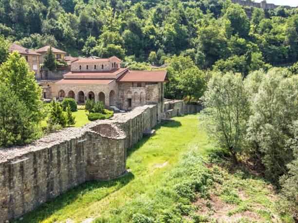 Die Kirche der Heiligen vierzig Märtyrer in Veliko Tarnovo, Bulgarien – Foto