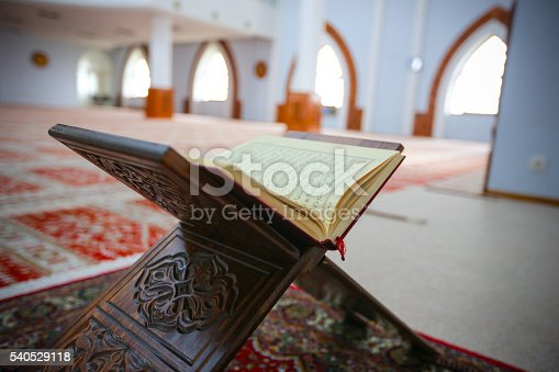 istock The holy Quran 540529118