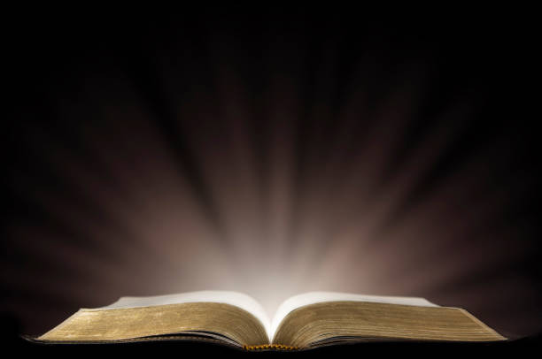 Image result for book with light coming out of it