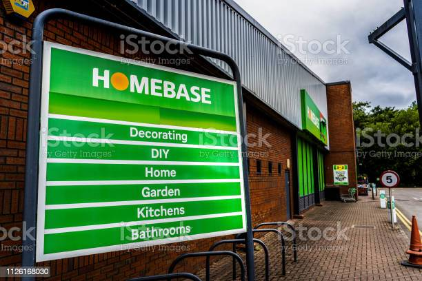 The homebase diy store shop sign entrance and exit newcastle under picture id1126168030?b=1&k=6&m=1126168030&s=612x612&h=rvzdmypd3iqxinz dam 2n akywcyjj3g5pikstmpwq=