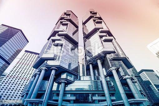 The Hong Kong Corporate Buildings stock