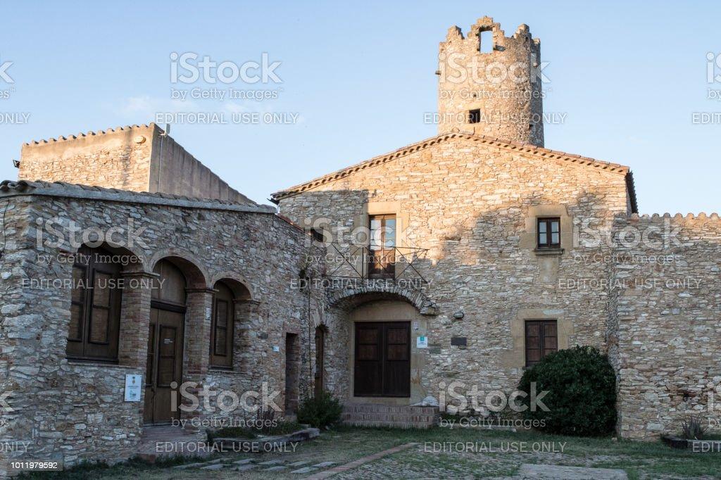 La casa de Carmen Amaya - foto de stock