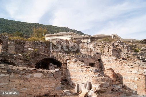 istock The house ruins 474949450