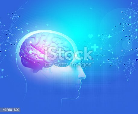 692684668istockphoto The Human Body - Brain 492601600