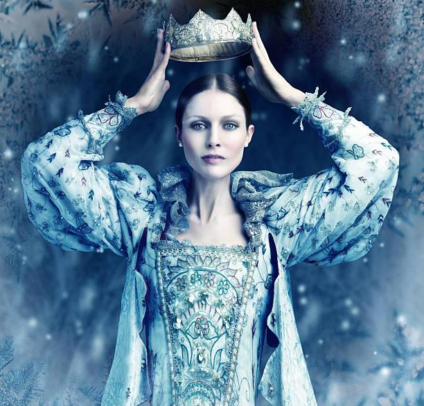 氷の女王も創意工夫、 - プリンセス ストックフォトと画像