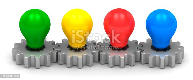istock the idea of teamwork 500201099