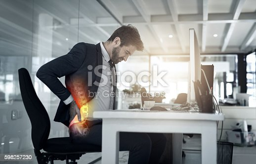 istock The importance of good posture 598257230