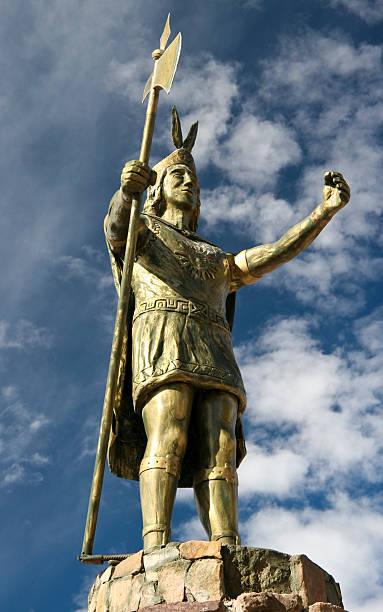 インカの像 - インカ ストックフォトと画像