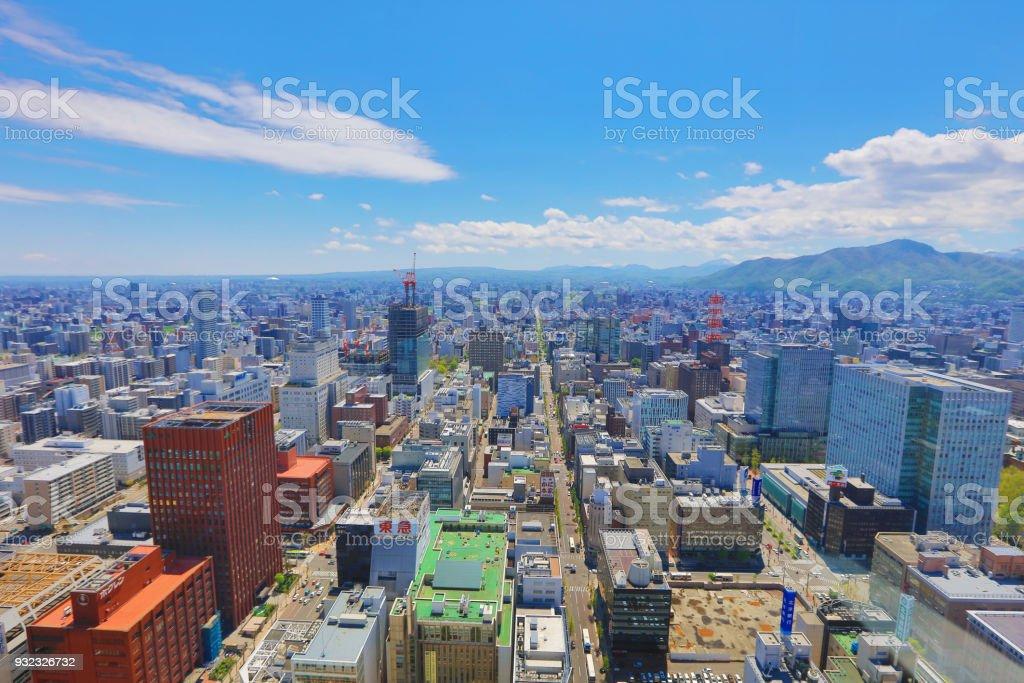 札幌室內觀景台圖像檔