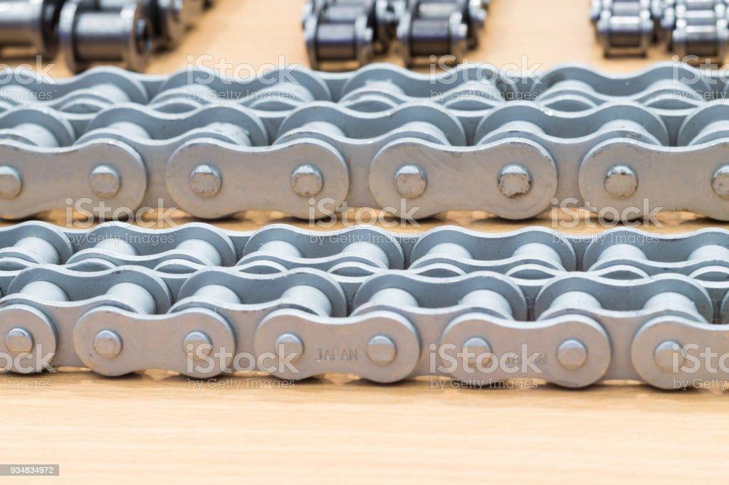 기계에 대 한 산업 체인 - 로열티 프리 강철 스톡 사진