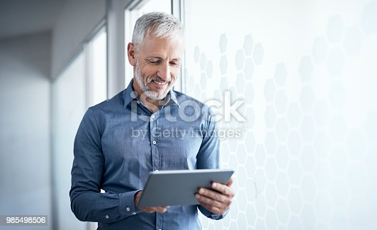 istock The informed entrepreneur stays ahead of the game 985498506