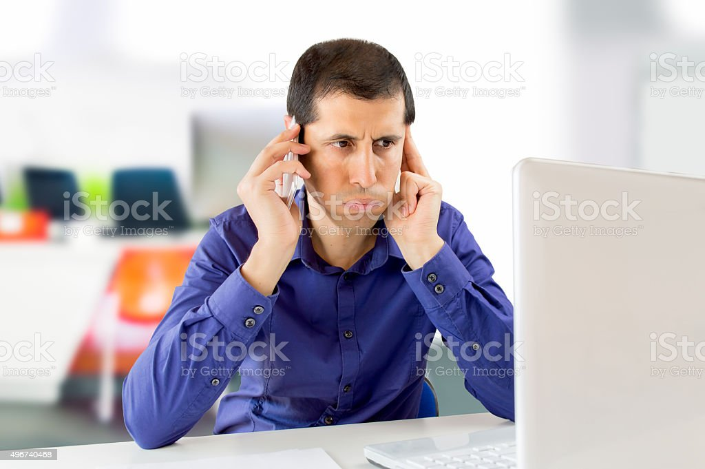 the investment is a failure stock photo