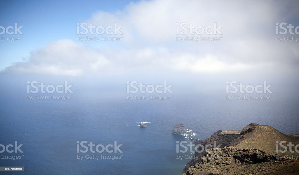 El Hierro royalty-free stock photo
